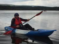 Hire a Single Sit on Top Kayak